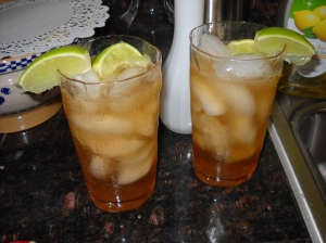 Dark & Stormy- more like Splendid & Refreshing