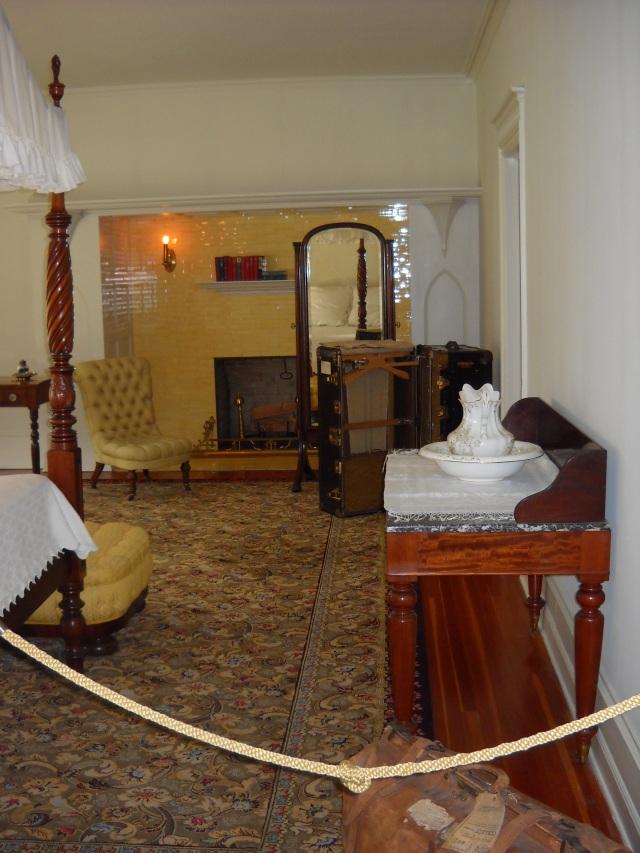 A Guest Bedroom