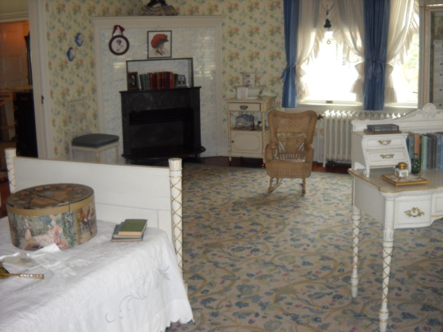 Helen Campbell's Bedroom